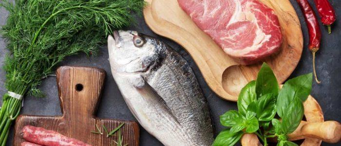 Мясо и рыба при подагре: можно ли есть и какие виды