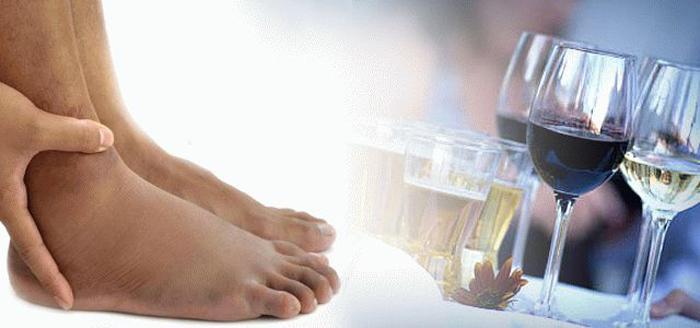 Можно ли употреблять алкоголь при коксартрозе