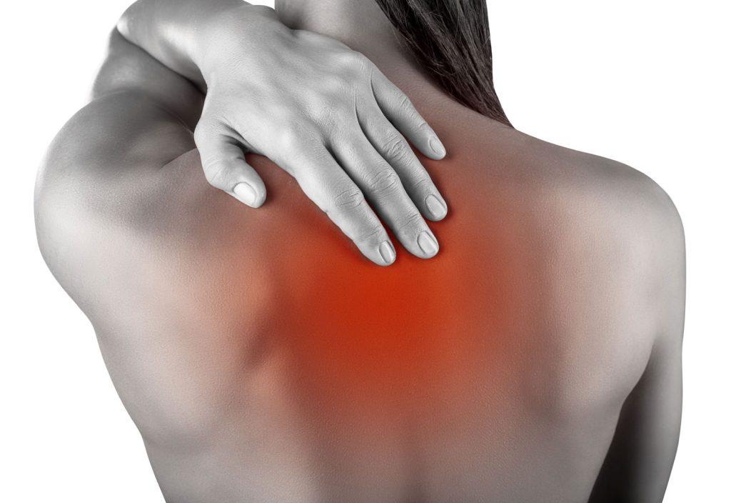 Остеохондроз где могут быть боли