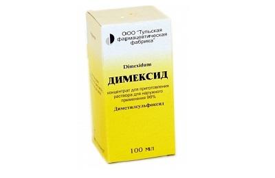 Микроклизмы для лечения простатита из димексида