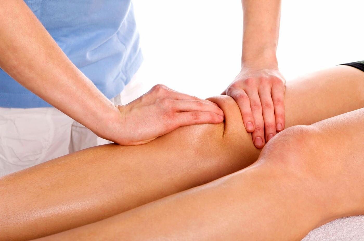 массаж при болях в тазобедренном суставе видео