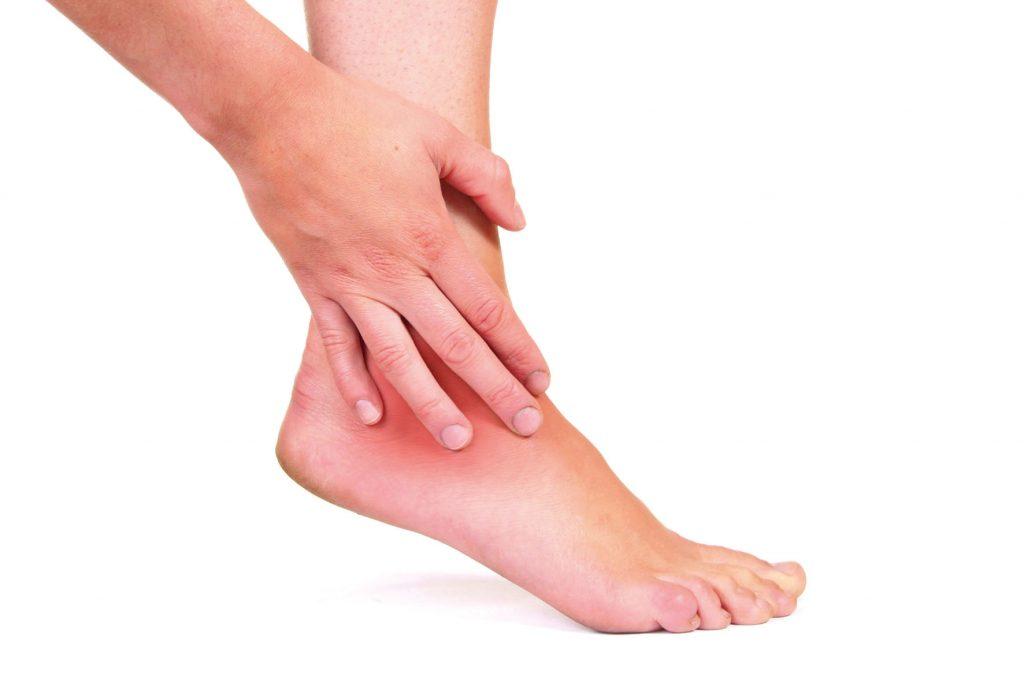 Как лечить суставы пальцев ног в домашних условиях 730