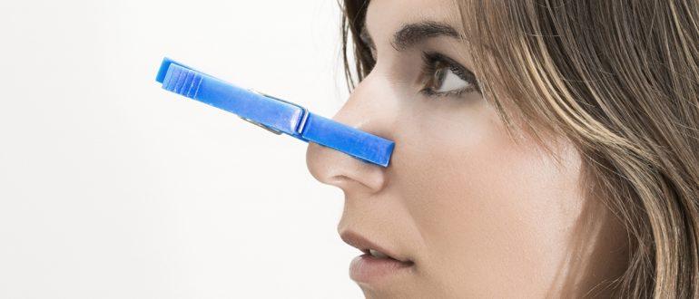 Почему заложен нос при остеохондрозе