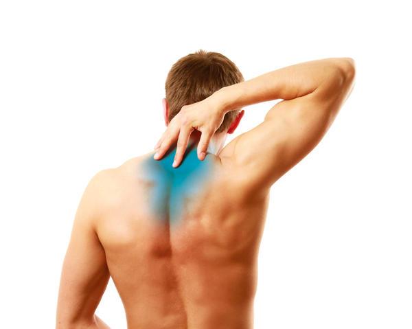 chronic neck pain left side