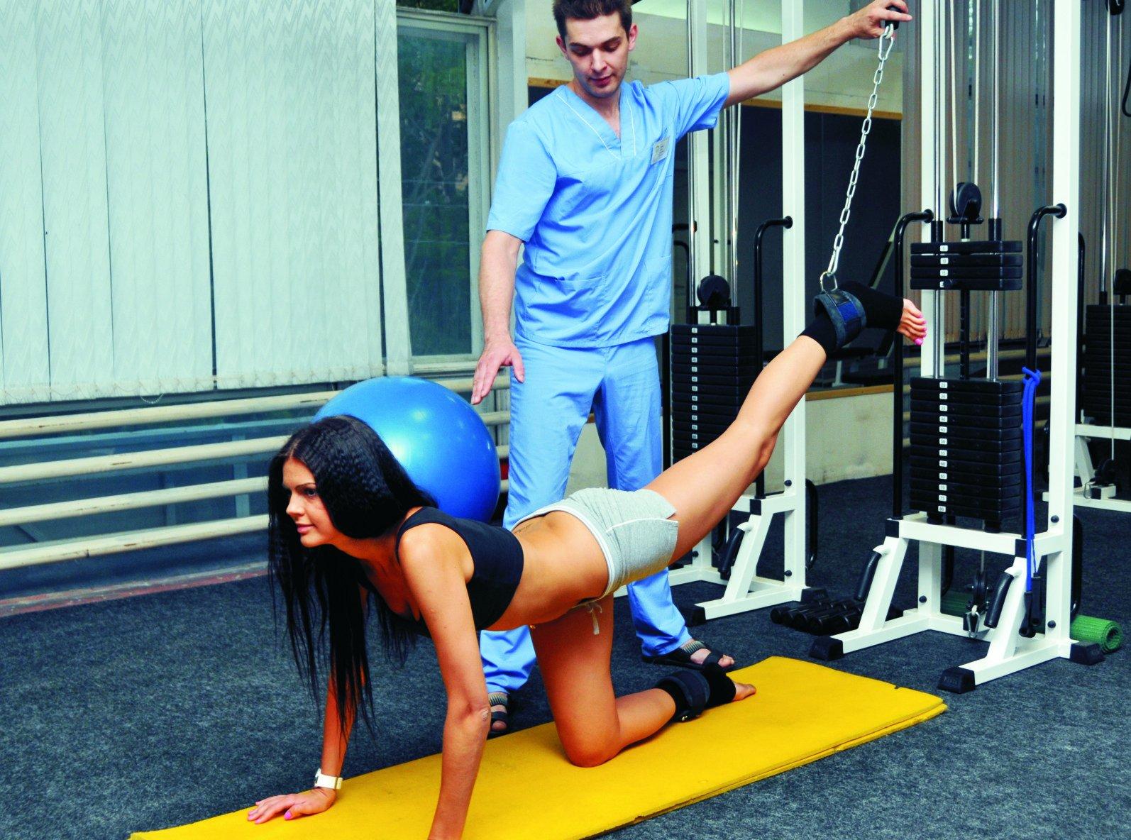 20 основных упражнений методики Бубновского для лечения позвоночника