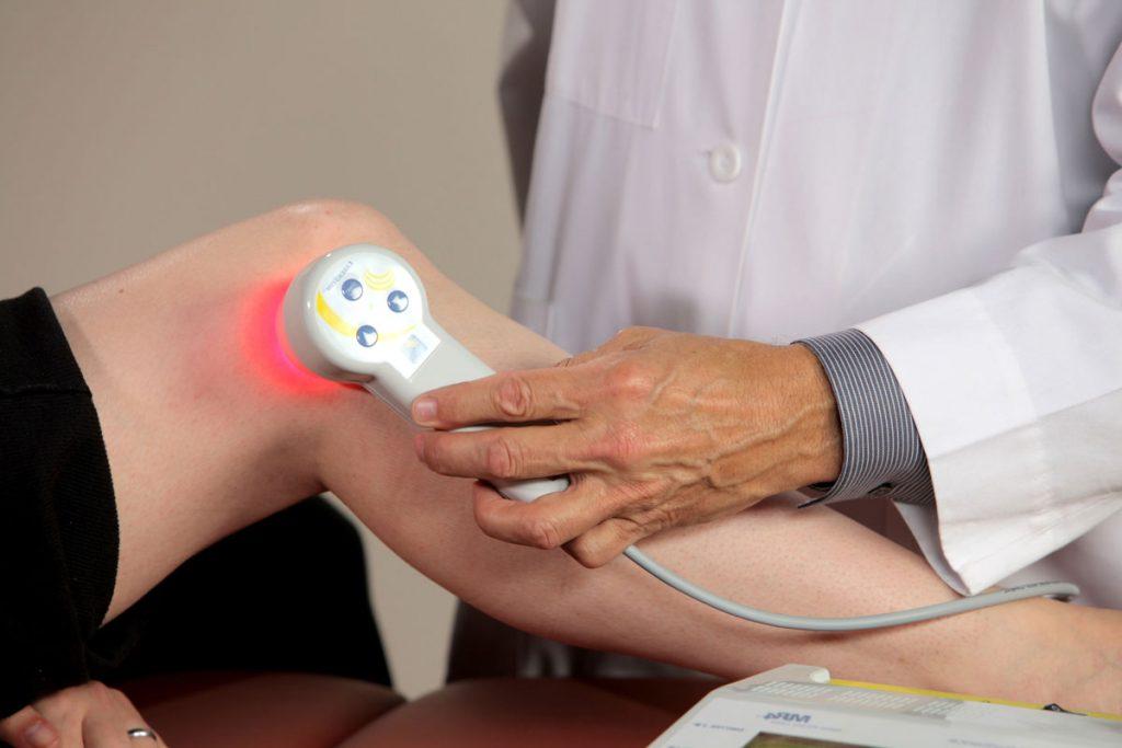 Лазерные физиопроцедуры