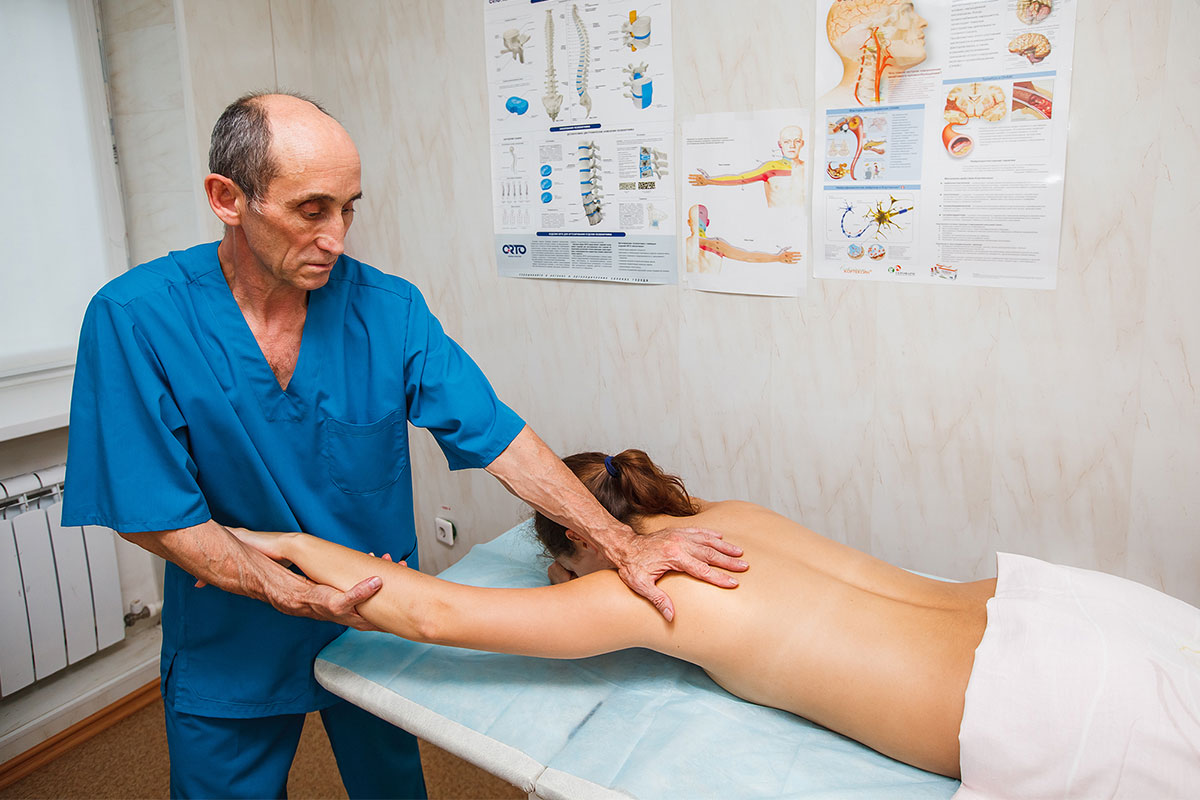 лечение плечевых суставов в красноярске